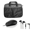 "Notebook Bag 15.6"", Lenovo 3in1, Bag/Mouse/Headset"