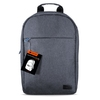 "Notebook Backpack 15.6"", Canyon CNE-CBP5DB4, Gray"