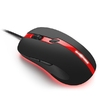 Mouse Sharkoon Shark Force PRO Gaming, Black/Red