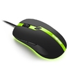 Mouse Sharkoon Shark Force PRO Gaming, Black/Green