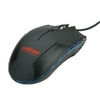 Mouse Roline 18.01.1084, Gaming, Optical,USB,Black