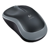 Logitech M185 Wireless for NB, Black+Gray