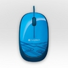 Mouse Logitech M105, Blue, USB