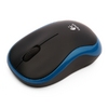 Mouse Logitech M185 Wireless for NB, Black+Blue