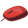 Mouse Logitech M105, Red, USB