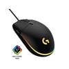 Mouse Logitech G102 Lightsync, Gaming, RGB, Black