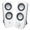 Speaker Logitech Multimedia Z200 White, 5W RMS