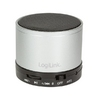Speaker LogiLink SP0051S, Bluetooth, 3W, Silver