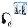 HEADSET LogiLink Bluetooth BT0017, Stereo, White