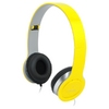 HEADSET LogiLink Stereo Quality, Yellow, HS0030