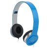 HEADSET LogiLink Stereo Quality, Blue, HS0031