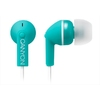 Earphones Canyon Fashion CNS-CEP03G, Green