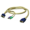 "Cable KVM, D15 F, for 19"" KVM Switch"