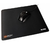 Mouse pad ACME Rubber Based Gaming Pad, Black