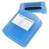 "Protection Box for 2x 2,5"" HDD, UA0132, Blue"