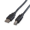 Cable USB2.0 type A-B, 1.8m (11.02.8818)