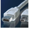 IEEE-1394 cable type 4/6, 1.8m, Value 11.99.9418