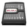 Screwdriver Set 28 in 1, Roline 19.06.2085