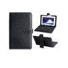 "Tablet Bag 7"" Leather w Keyboard, Black, G0214B"