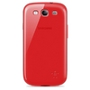 Back Cover Belkin for Samsung S3, Red