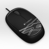 Mouse Logitech M105, Black, USB
