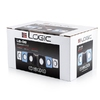 Speaker Logic LS-09 USB White, 6W