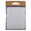 "Tablet Bag 9-10"" Soft Leather, White, G420W"