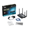 WiFi AC Gbit Router ASUS RT-AC1200GPlus,1200Mb,USB