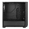 Case Antec ATX Performance P8 Temp. Glass, Black