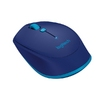 Mouse Logitech M535 Bluetooth Laser, Blue