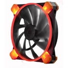 Antec Fan 12cm, 3pin, TrueQuiet 120 UFO Red