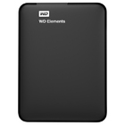 "HDD Ext WD Elements, 1TB, 2.5"", U3.0, Black"