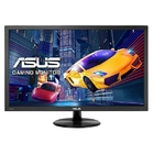 "22"" LED ASUS VP228HE, 100Mln:1, 1ms, HDMI/D-Sub"