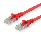 Patch cable UTP Cat. 6a, 1.5m, Red, 21.15.1491