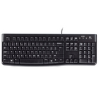 Keyboard Logitech K120, USB, Black, OEM