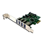 PCI-E card 4xUSB3.0 port, PE72021E-4P, Chronos