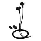Earphones LogiLink HS0042, Water Resistant, Black